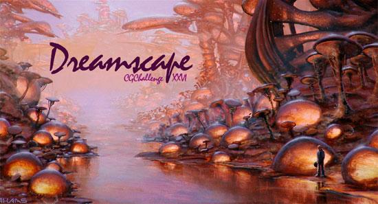 CGChallenge XXVI Dreamscape