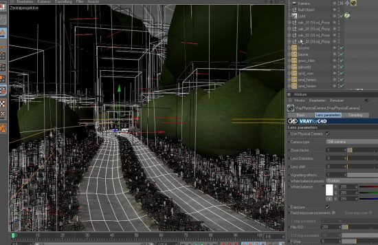 Holger Shoemann Render Editor view